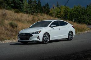 Hyundai Elantra 2019 có giá khởi điểm từ gần 18.000 USD ở Mỹ