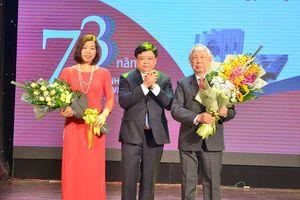 Gặp mặt kỷ niệm 73 năm Ngày thành lập Đài Tiếng nói Việt Nam
