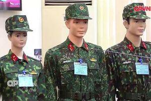 Mẫu quân phục ngụy trang mới của QĐND Việt Nam có gì đặc biệt?