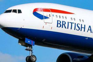 Thông tin 380.000 hành khách bị đánh cắp, hàng không Anh tuyên bố bồi thường 100%