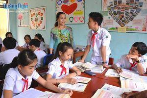 Hàng ngàn giáo viên Quảng Ngãi sẽ khổ sở bởi 4 bài thi thăng hạng