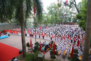 Trường THPT Yên Hòa - Hà Nội: Năm học mới để khẳng định vị thế trong ngành giáo dục thủ đô