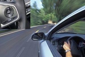 Cảnh báo rủi ro nếu lạm dụng hệ thống điều khiển hành trình Cruise Control trên ô tô