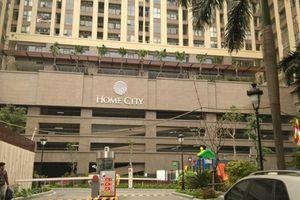 Home City thông tin về việc cư dân tòa nhà bị đột quỵ dẫn tới tử vong