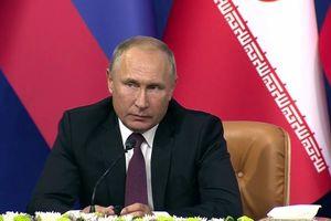 Tổng thống Putin chỉ rõ ưu tiên hàng đầu hiện nay tại Idlib, Syria