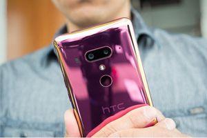 Ra mắt flagship U12+ nhưng HTC vẫn tiếp tục thua lỗ trong tháng 8 vừa qua