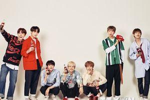 Nhóm nhạc thần tượng BTS tiếp tục phá vỡ kỷ lục với album mới