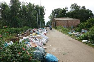 Quảng Ngãi công bố quyết định thanh tra Dự án Nhà máy xử lý chất thải rắn huyện Đức Phổ