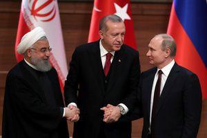 Tổng thống Iran: Mỹ cần chấm dứt sự hiện diện quân sự tại Syria