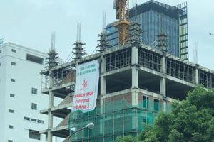 Thanh Hóa: Cty in Ba Đình ngang nhiên xây dựng công trình sai phép