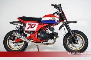 'Tiểu tề thiên' Honda Monkey bảnh hơn sau khi qua tay Kingston Custom