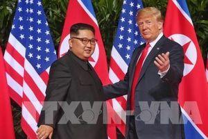 Hy vọng nối lại đàm phán phi hạt nhân hóa giữa Mỹ và Triều Tiên