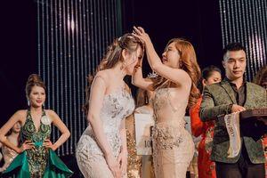 Thư Dung tiếp tục bị tước danh hiệu Hoa hậu sắc đẹp hoàn mỹ toàn cầu 2017