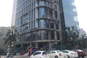 TTXD quận Hà Đông nói gì về dự án An Thịnh Hotel chưa hoàn thiện đã đưa vào sử dụng?