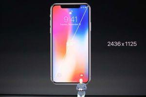 Tại sao khó làm được màn hình tràn đáy như iPhone X?