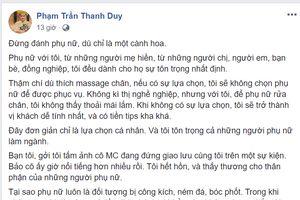 Á hậu nghi bán dâm nghìn đô: Nghệ sĩ trong showbiz Việt nói gì?