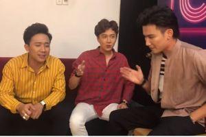 Trấn Thành, Ngô Kiến Huy và Chí Thiện khiến fan 'cười bò' khi cover hit Bảo Anh theo trào lưu 'Tròn, vuông, tam giác' cực 'lầy lội'