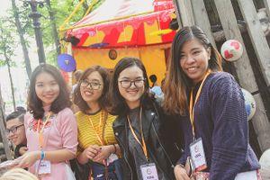 Hội sinh viên Việt Nam tại Hà Lan: Mang văn hóa Việt đến với bạn bè quốc tế