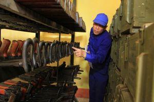Bộ đội biên phòng tỉnh quản lý trang thiết bị bảo đảm an toàn, tiết kiệm