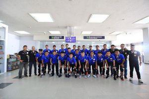 ĐTQG Lào sang Barcelona tập huấn, quyết tạo địa chấn tại AFF Cup 2018