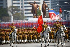 Cả thế giới dõi theo lễ duyệt binh quốc khánh lần thứ 70 của Triều Tiên