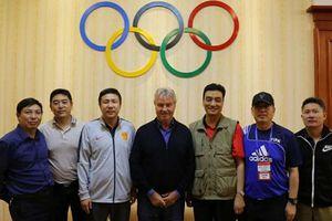 Thành tích kém Việt Nam, Trung Quốc mời thầy của Park Hang Seo dẫn dắt Olympic