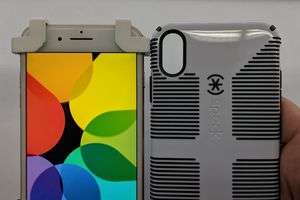 Nhận diện iPhone Xs Max và iPhone 9 qua ảnh phụ kiện