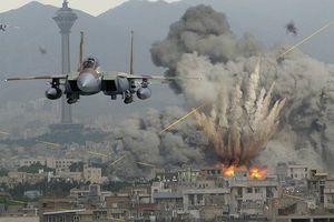 SAA dội 'bão lửa' trả thù phiến phân Syria ở tỉnh Hama