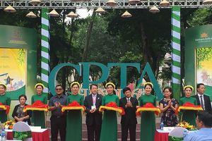 Khai mạc triển lãm du lịch các TP thành viên CPTA tại Hà Nội