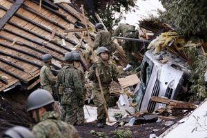 Nhật: Chạy đua thời gian 'vàng' tìm kiếm người mất tích sau trận động đất tại Hokkaido