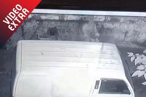 Người đàn ông bẻ khóa, ăn cắp xe bán tải trong đêm ở Hà Nội