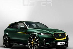 SUV nhanh nhất thế giới ra mắt tại Anh