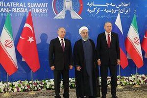 Tổng thống Putin kêu gọi 'mau chóng' đưa Syria chuyển sang 'đời sống hòa bình'