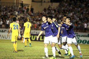 Giành thêm 3 điểm, CLB Hà Nội lập kỉ lục ở V.League