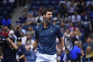 Bán kết Mỹ mở rộng: Djokovic thăng hoa, Nadal bỏ cuộc