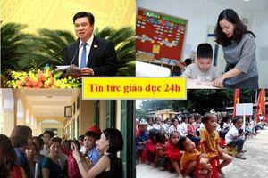 Tin tức giáo dục 24h: Bộ Giáo dục và Đào tạo lên tiếng về tài liệu Tiếng Việt 1 - Công nghệ Giáo dục