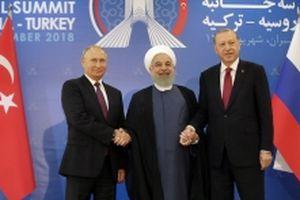 Hội nghị cấp cao Nga, Iran, Thổ Nhĩ Kỳ về Syria