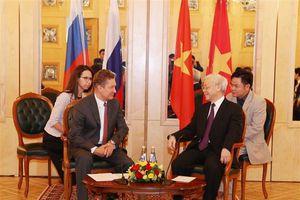Hoan nghênh các tập đoàn dầu khí Nga mở rộng hợp tác tại Việt Nam