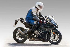 Lộ ảnh nóng siêu môtô BMW S1000RR 2019 mới