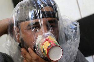 Phiến quân Syria sắp tái diễn 'kịch bản' tấn công hóa học tại Idlib?