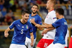 UEFA Nations League: Tuyển Ý nhạt nhòa khởi đầu triều đại Mancini