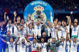 Real Madrid thiết lập kỷ lục doanh thu đáng nể