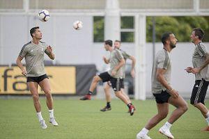 Vì Juventus, Ronaldo sẵn sàng 'gạt bỏ' chấn thương và ĐTQG