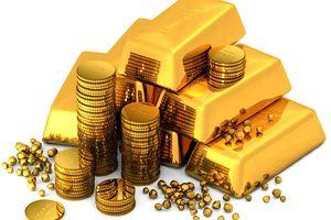 Cuối tuần, giá vàng bất ngờ giảm