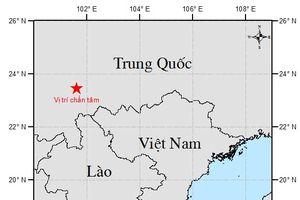 Nhà cao tầng ở Hà Nội rung lắc do động đất từ Trung Quốc