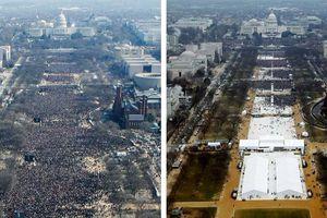 Tiết lộ sốc từ thợ chụp ảnh lễ nhậm chức của ông Trump
