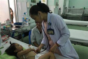 Bệnh sởi tăng đột biến ở trẻ nhỏ dưới 9 tháng tuổi