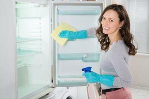 Mách chị em 4 bước vệ sinh tủ lạnh cực nhanh cực nhàn, vài phút xong ngay