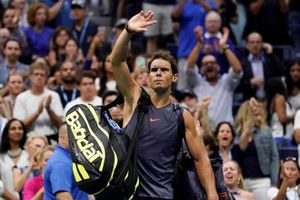US Open 2018: Nadal bỏ cuộc, Del Potro đấu Djokovic ở chung kết