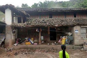 Động đất 5,9 độ richter tại tỉnh Vân Nam, Trung Quốc